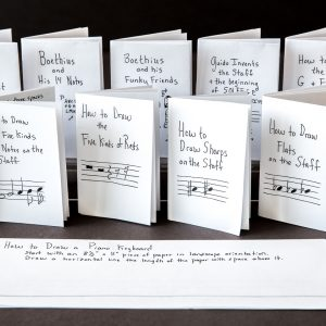 Primer Level Tiny Books of Musical Rudiments